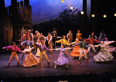 Seven Brides for Seven Brothers, 2013