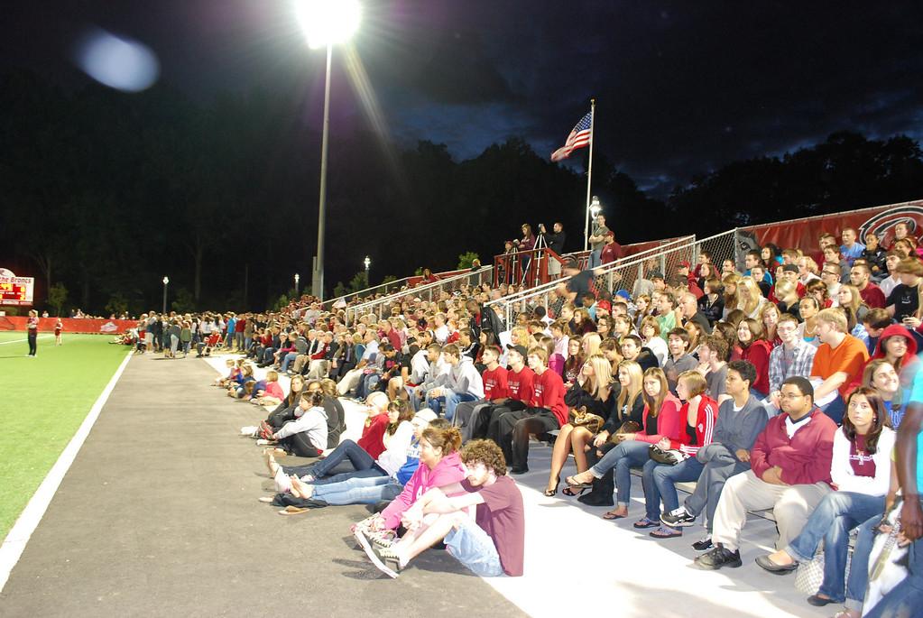Turf Field Grand Opening