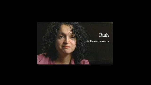Hear from Ruth