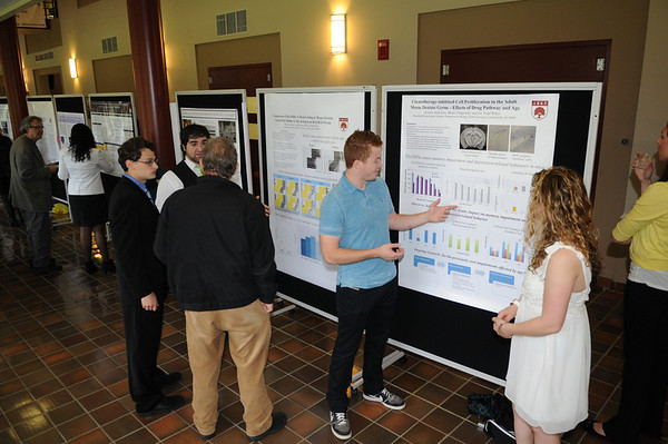 ISCAP Poster Session 2012
