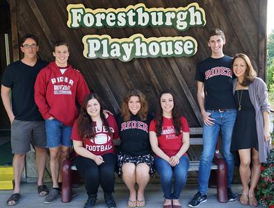 The  Forestburgh Playhouse Summer 2014