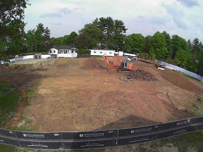 Marion Buckelew Cullen Center Construction September 1, 2013