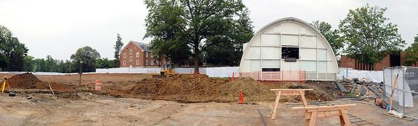 Campus Construction