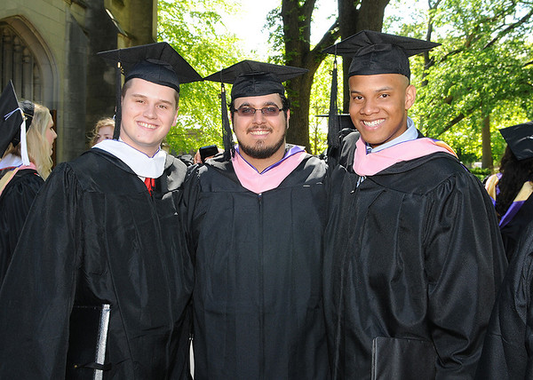 2013 Westminster Choir College Commencement